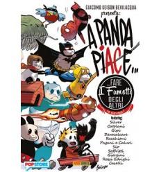 A Panda Piace Fare I Fumetti Degli Altri E Viceversa