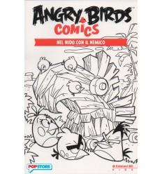 Angry Birds Pack -  EDIZIONE LIMITATA CON PLATE AUTOGRAFATA DA GIORGIO CAVAZZANO