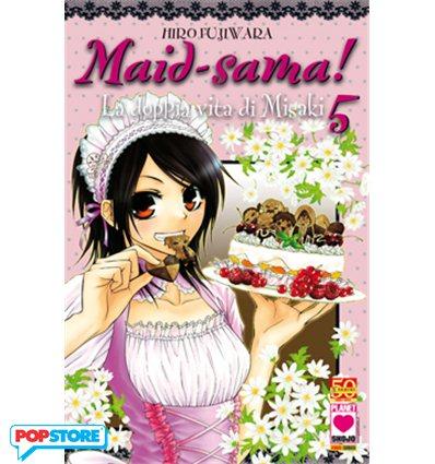 Maid-sama! di jepang disebut dengan kaichou wa maid-sama! ( 4f1a  9577  306f  30e1  30a4  30c9  69d8!), yang artinya ketua seorang pelayan!