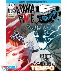 A Panda Piace L'Avventura 006 - Per Tutte Le Cose Ferme Nel Tempo