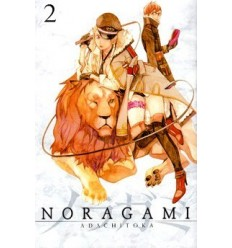 Noragami 02