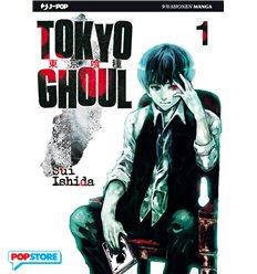 Tokyo Ghoul 001