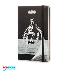 Moleskine Batman Limited Edition - Nera Grande Plain