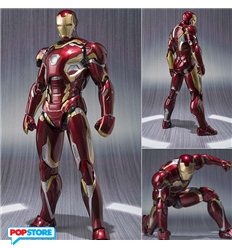 Avengers Age Of Ultron Iron Man Mark 45 Figuarts
