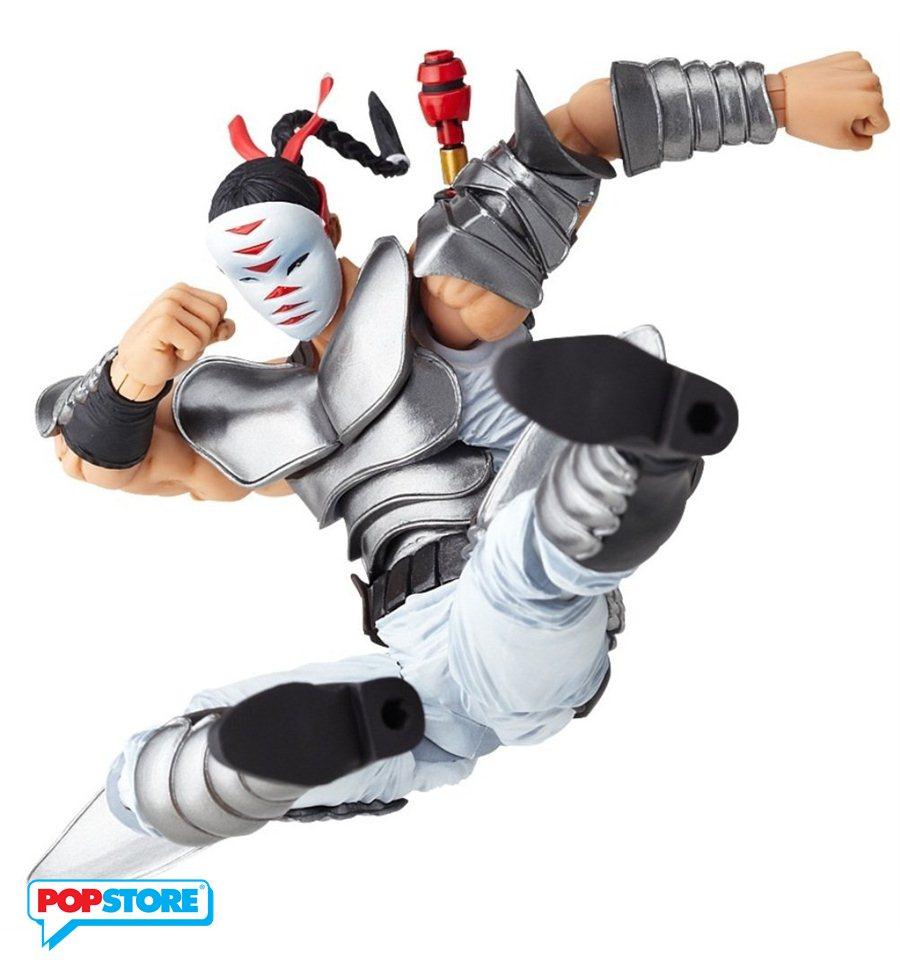 Kaiyodo hokuto no ken revolution series il guerriero