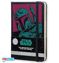 Moleskine Star Wars - Boba Fett Agenda Settimanale Piccola