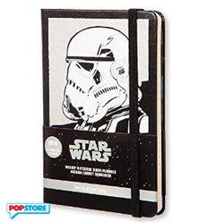Moleskine Star Wars - Stormtrooper Agenda Settimanale Piccola