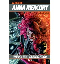 Anna Mercury vol. 01
