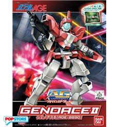 Bandai - AGE-011 Genoace II Gundam GUNPLA GAGE-INGLINK AG Advanced Grade 1/144