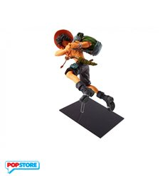 Banpresto - One Piece - Sculture Big Zoukeio 4 - Ace