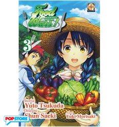 Food Wars 003 R