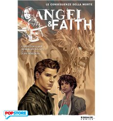 Angel & Faith vol. 004: Le Conseguenze Della Morte