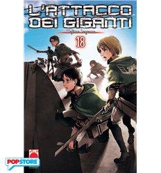 L'Attacco Dei Giganti 018