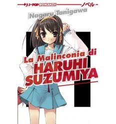 La malinconia di Haruhi Suzumiya