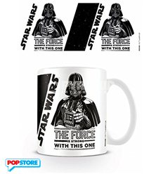 Star Wars - The Force Is Strong (Tazza)