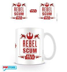 Star Wars - Rebel Scum (Tazza)