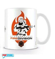 Star Wars Episode VII - Fire Division (Tazza)