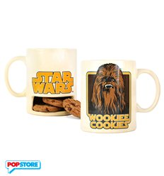 Star Wars - Wookie Cookies (Tazza Con Portabiscotti)