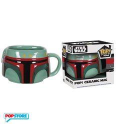 Star Wars Gadget - Tazza Funko Pop! Home - Boba Fett