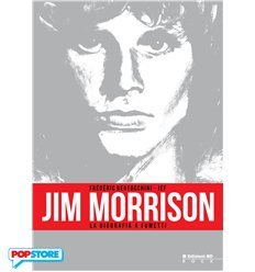 Jim Morrison - La Biografia A Fumetti Nuova Edizione