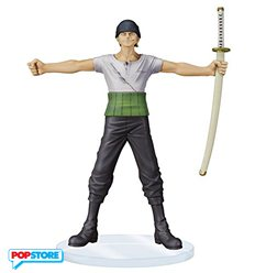 Banpresto - One Piece Dramatic Showcase - Roronoa Zoro