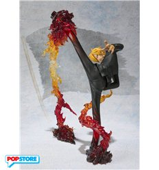 Bandai Figuarts Zero - Sanji Battle Version