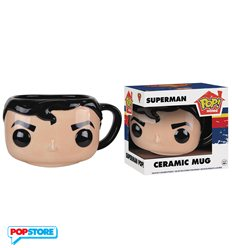 Dc Comics Gadget - Tazza Funko Pop! Home - Superman