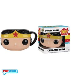 Funko Pop! Home - Dc Comics - Tazza Wonder Woman