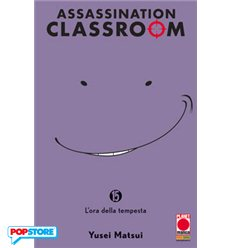 Assassination Classroom 015