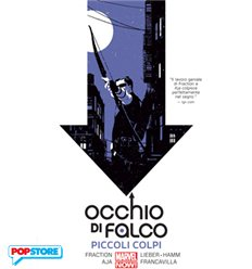 Occhio Di Falco Marvel Now Hc 002