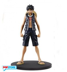 Banpresto - One Piece DXF Grandline Men - Luffy