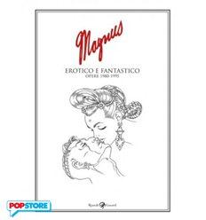 Erotico e Fantastico – Opere 1980 1995