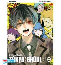Tokyo Ghoul:RE 001 Variant POPstore - Con Gadget Omaggio