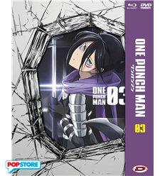 One-Punch Man 003 - Edizione Limitata E Numerata - Episodi 09-12
