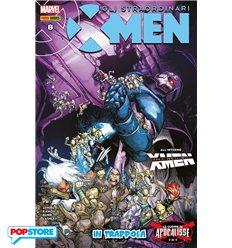 Gli Incredibili X-Men 318 - Gli Straordinari X-Men 008
