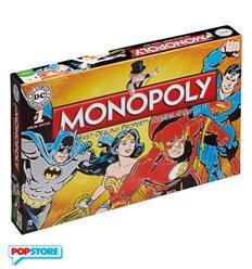 Monopoly - Dc Comics Retro