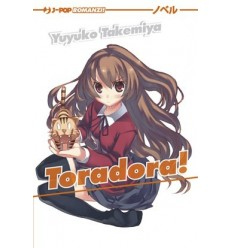 Toradora! Light Novel 001