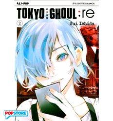 Tokyo Ghoul:RE 002