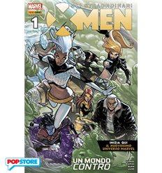 Gli Incredibili X-Men 311 - Gli Straordinari X-Men 001