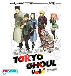 Tokyo Ghoul Novel 002 - Void