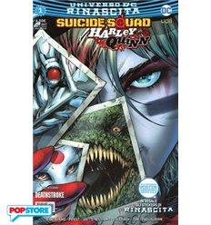 Suicide Squad/Harley Quinn Rinascita 001