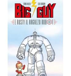 Big Guy e Rusty il ragazzo robot