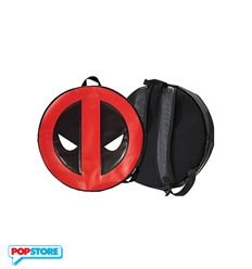 Cotton Division Gadget - Marvel - Deadpool - Zaino Tondo Logo