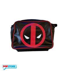 Cotton Division Gadget - Marvel - Deadpool - Borsa A Tracolla Logo