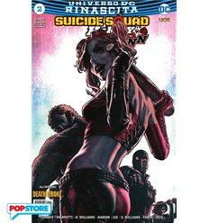 Suicide Squad/Harley Quinn Rinascita 002