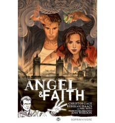 Angel & Faith vol. 001: Sopravvivere