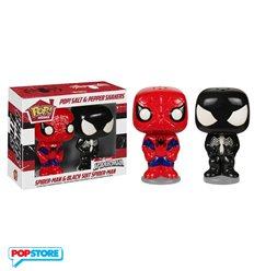 Funko Pop! Home - Salt And Pepper Spider-Man