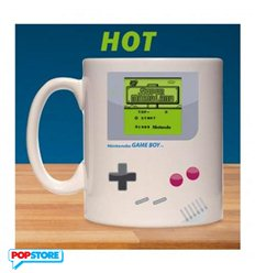 Nintendo Gadget - Game Boy - Tazza Heat Change