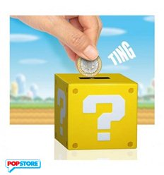 Nintendo Gadget - Super Mario Bros - Question Block Money Box