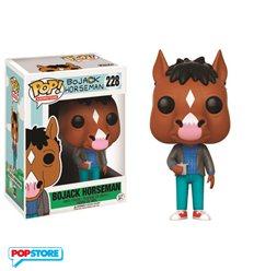 Bojack Horseman - Pop Funko Vinyl Figure 228 Bojack Horseman